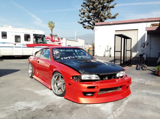 Garage Made S14 RRbodyworks