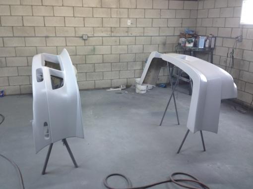 Garage Made S14 RRBODYWORKS Bumpers